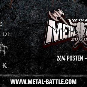 Wacken Metal Battle Danmark 2019: Odense