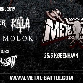 Wacken Metal Battle 2019: finalen!