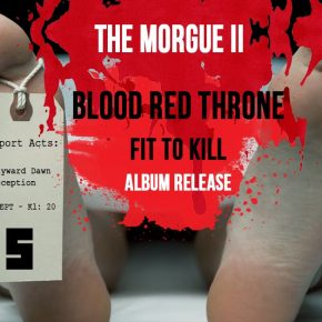 ***afsluttet***Vind billetter til Blood Red Throne på Stengade