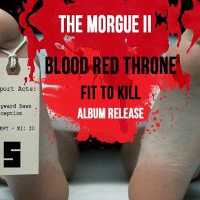 ***afsluttet***Vind billetter til Blood Red Throne på Stengade