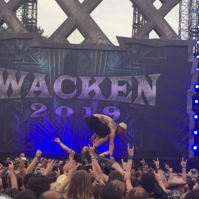 Airbourne // Wacken Open Air 1/8 2019