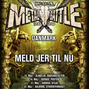 WOA METAL BATTLE DK 2020: Tilmelding