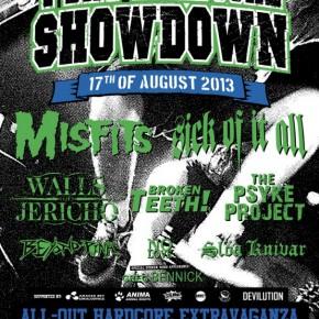Misfits til Hardcore Showdown