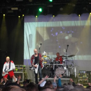 Devin Townsend Project // Roskilde Festival 5/7/2013