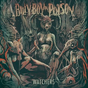 Billy Boy In Poison signes og er klar med debutalbum