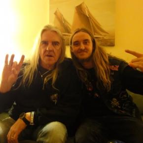 Interview med Saxon