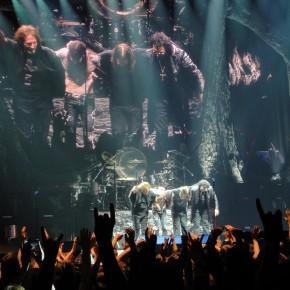 Black Sabbath + Uncle Acid and the deadbeats // Forum 26/11 2013