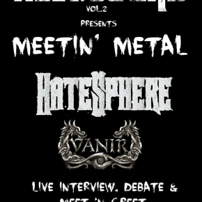 HELLBOUND og Blastbeast præsenterer: Meetin' Metal