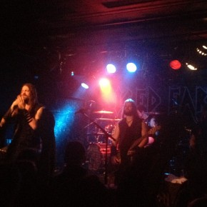 Iced Earth // Lille Vega 16/2 2014