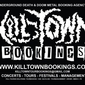 Fokus på... Killtown Bookings April-program