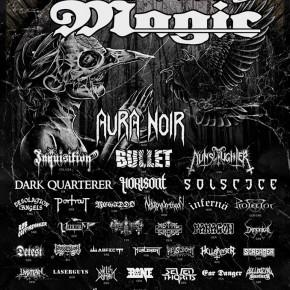 Metal Magic Festival har fuldent line-up!