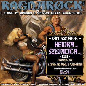 High Voltage og Blastbeast præsenterer Ragnarok Vol 2