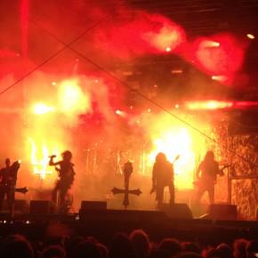 Graveyard + Watain // Malmö Festival 18/8 2014