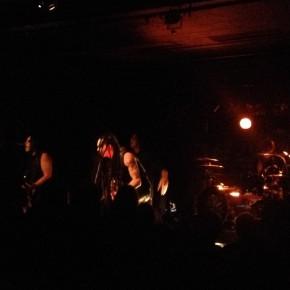 Deathstars // Lille Vega 2/10 2014