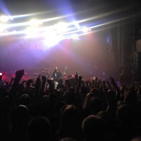 Sabaton + Korpiklaani + TYR // Store Vega 25/11 2014