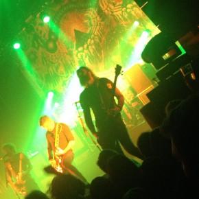 Mastodon // Store Vega 15/12 2014
