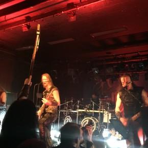 Ensiferum (+Omnium Gatherum + Insomnium) // Lille Vega 30/3 2015