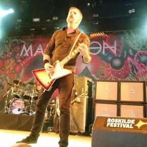 Mastodon // Roskilde Festival 2/7 2015