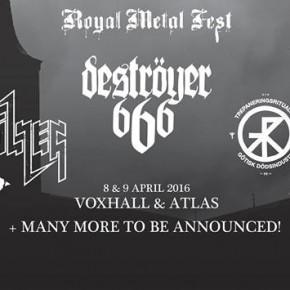 Nye navne til Royal Metal Fest 2016