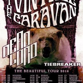 Interview med The Vintage Caravan