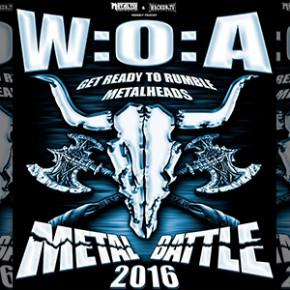 ***Afsluttet***Vind billetter til Wacken Metal Battle Aalborg