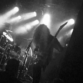Exodus (+ Lost Society) // Lille Vega 15/3 2016