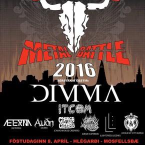 Reportage: Wacken Metal Battle Island 2016