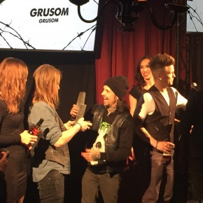 Reportage: High Voltage Rock Awards 2016