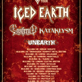 Headbangers Ball Tour tilbage i Europa