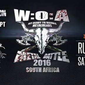Wacken Metal Battle South Africa reportage