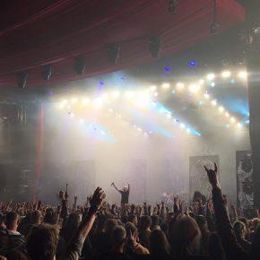 Meshuggah // Roskilde Festival 1/7 2016
