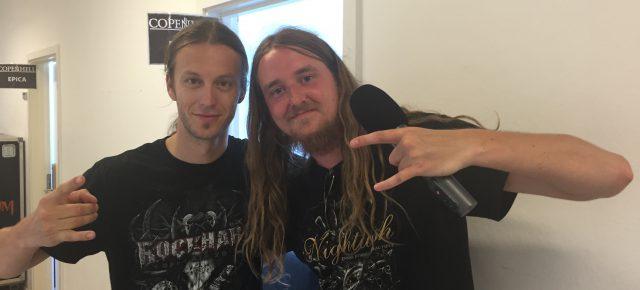 Interview med Epica