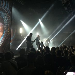 Meshuggah + High On Fire // Amager Bio 9/12-2016