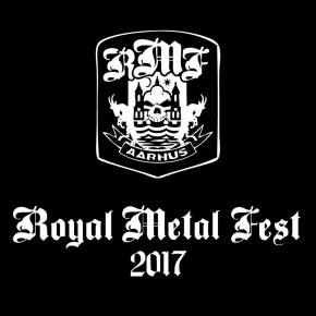 Første navn til Royal Metal Fest 2017!