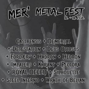 Mer' Metal Fest i Odense: interview