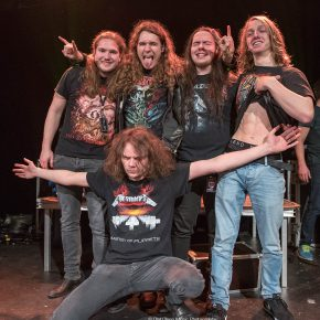 Fjelde, thrash & øl: Wacken Metal Battle Færøerne 2017