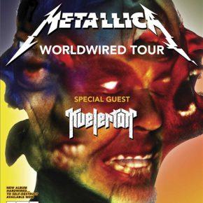 Metallica til Jyske Bank Box