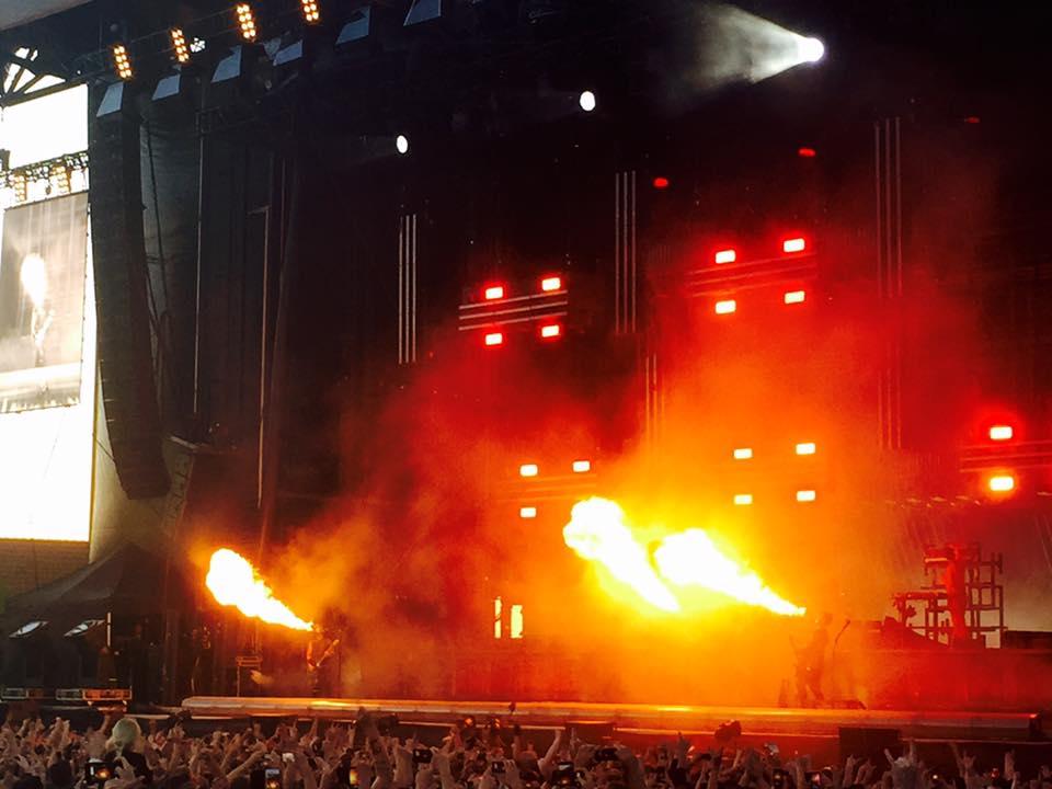 Rammstein Danmark 2017