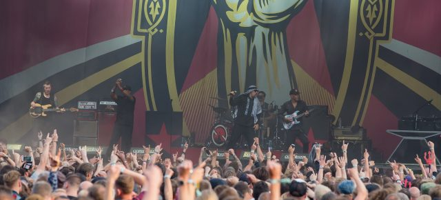Interview med Prophets Of Rage