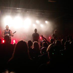 Dead By April & Siamese // Lille Vega 18/9 2017