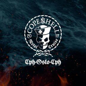 Ohøj: metal til havs!