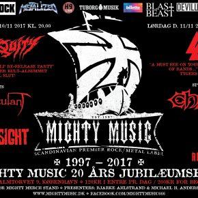 ***afsluttet*** Vind billetter til Mighty Music jubilæumsfest