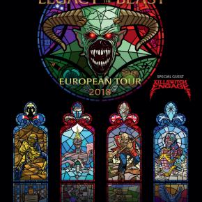 Iron Maiden til København