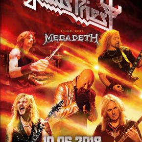 Judas Priest & Megadeth til Royal Arena