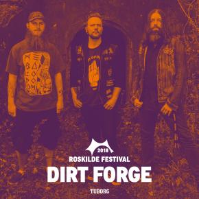 Roskilde Festival tilføjer Dirt Forge til programmet