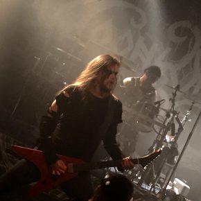 Heathen Crusade // Markthalle Hamborg 28/4 2018