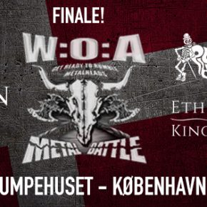 Wacken Metal Battle Danmark: FINALEN 2018!