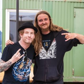 Interview med Corey Taylor