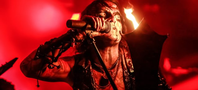 Interview med Watain