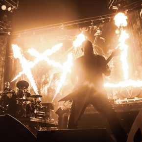 Slayer + Lamb Of God + Anthrax + Obituary // Royal Arena 3/12 2018